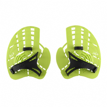 Aqua Sphere MP Strength Paddle Neon